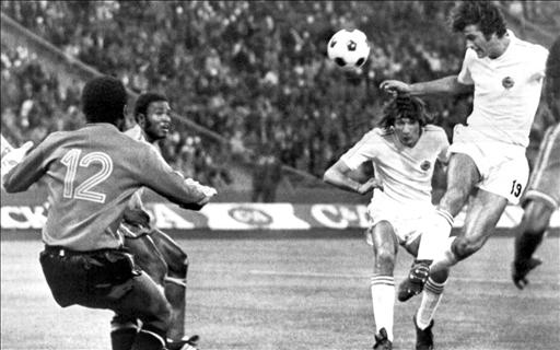 WORLD CUP-1974-YUG-ZAIRE