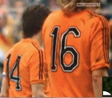 Voetbal Nederland tegen Londen (profs), Rinus Michels. *17 maart 1954