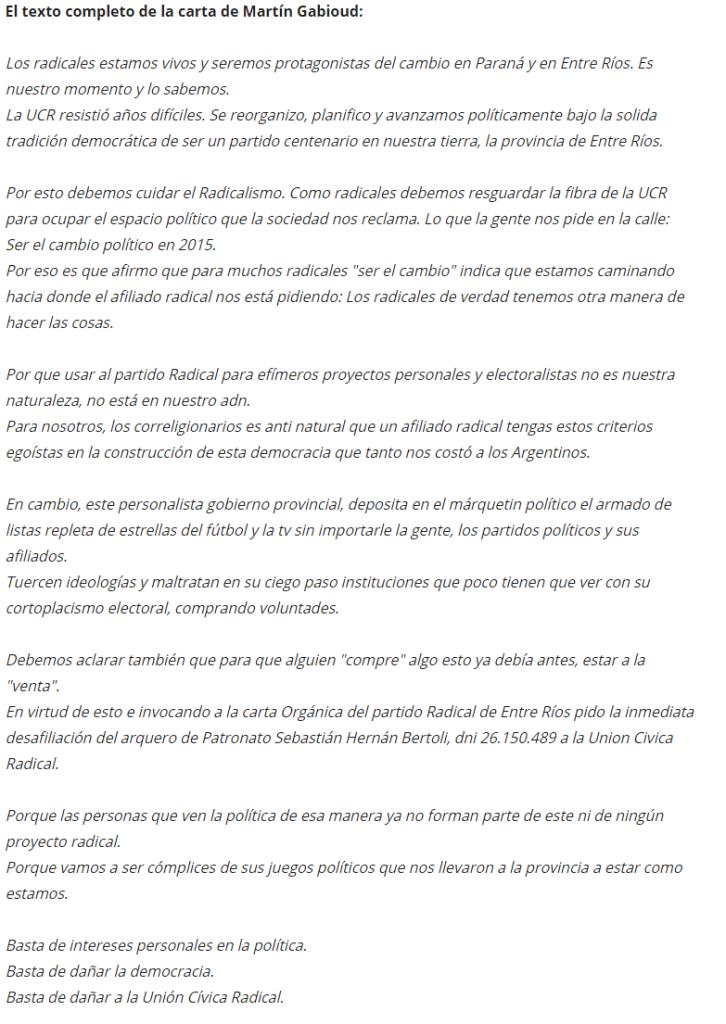 Carta Bertoli
