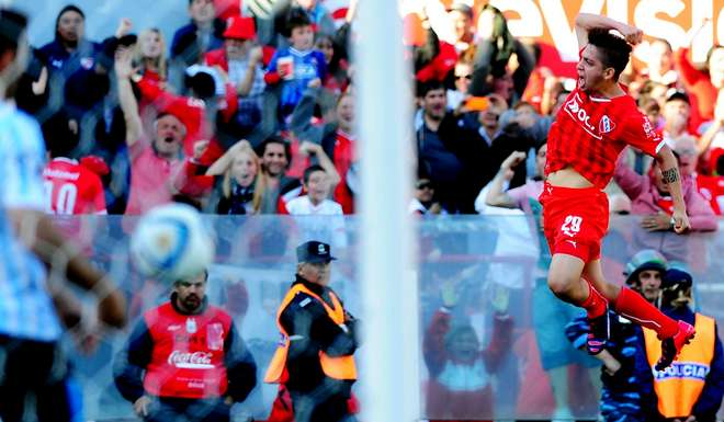 Independiente-Racing 2