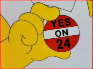 Sí a la 24 (?)