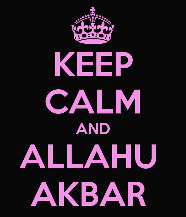 Keep Calm (?).