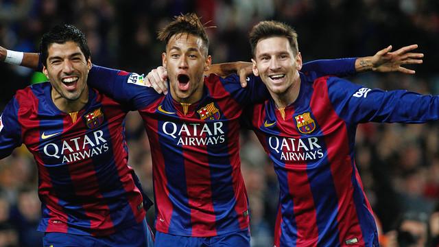 ¿Llegará el tridente Suárez, Naymar y Messi a jugar juntos?