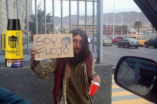 El Casi con toda su honestidad y uruguayez a flor de piel.