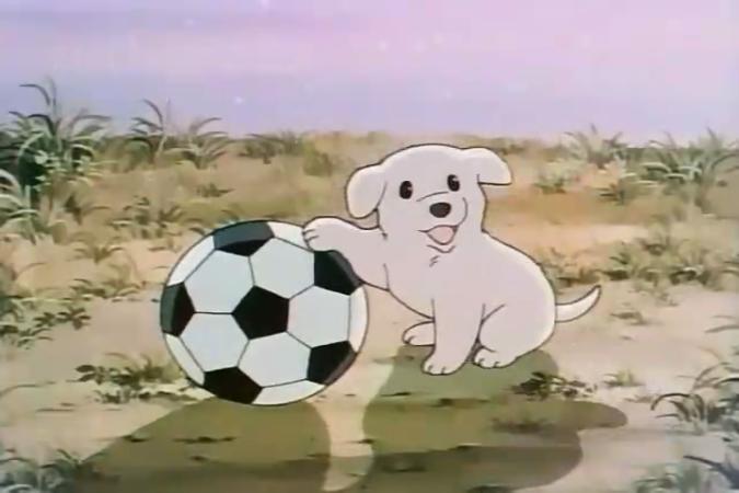 El hombre perro, versión japonesa.