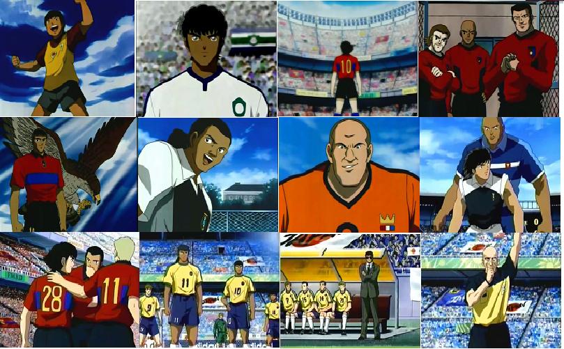 Personajes CT 2002