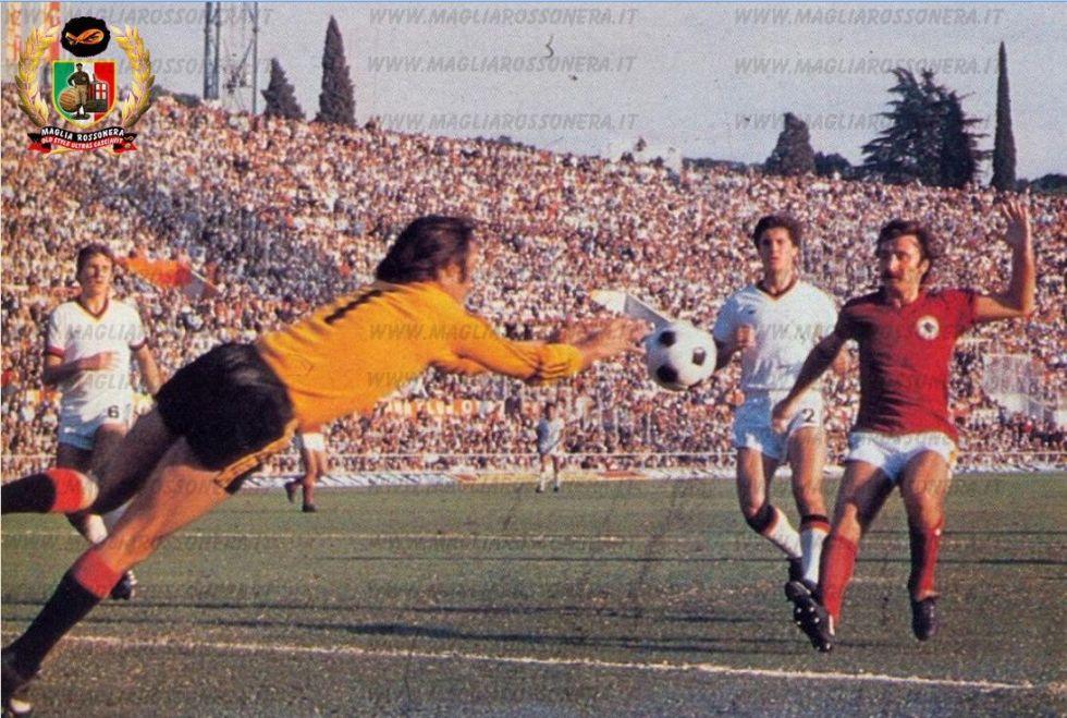Roma vs Milan 1978 Albertossi