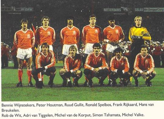 1985 holland belgium-photo 1