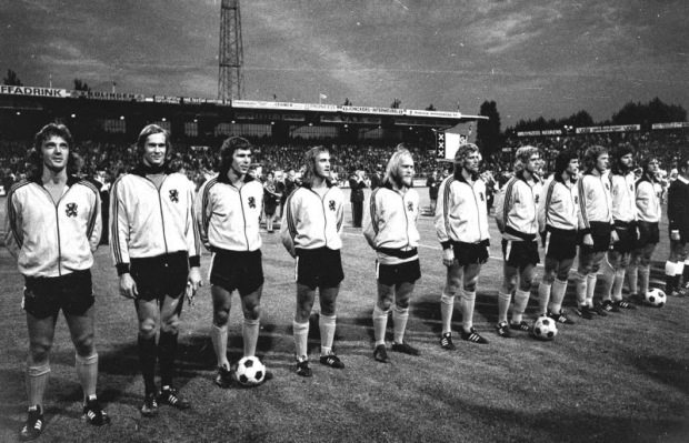 Netherlands 1973.08.22.Amsterdam,Holland.WCQ-Holland v Iceland 5-0 No1