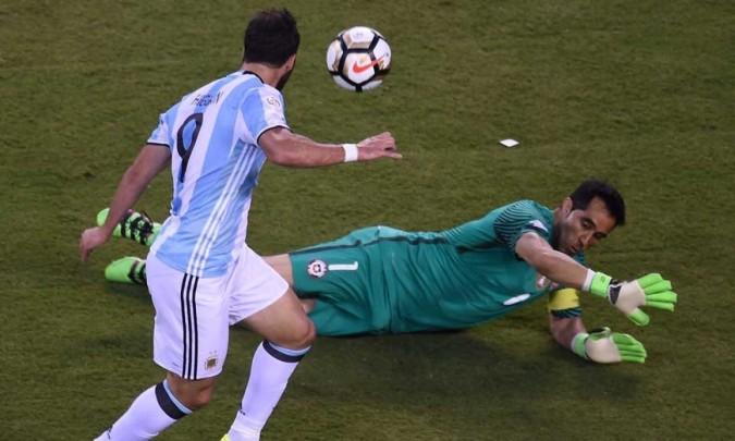 La Trilogía del Gol Errado