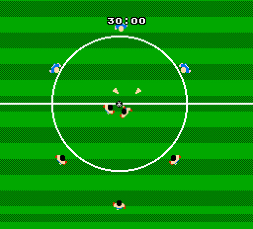 foto 01 - Tecmo World Cup Soccer