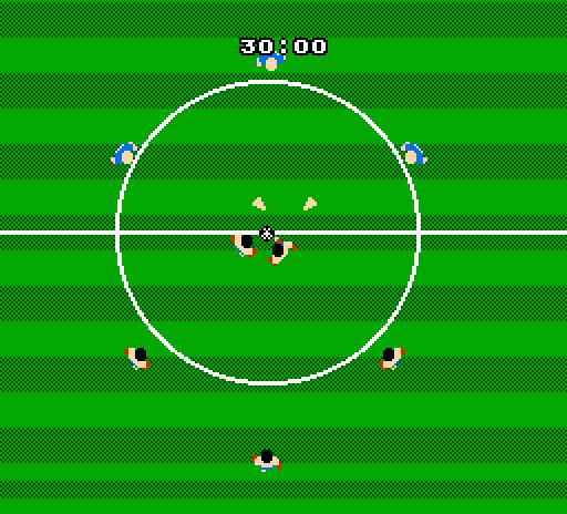 foto 01 - Tecmo World Cup Soccer