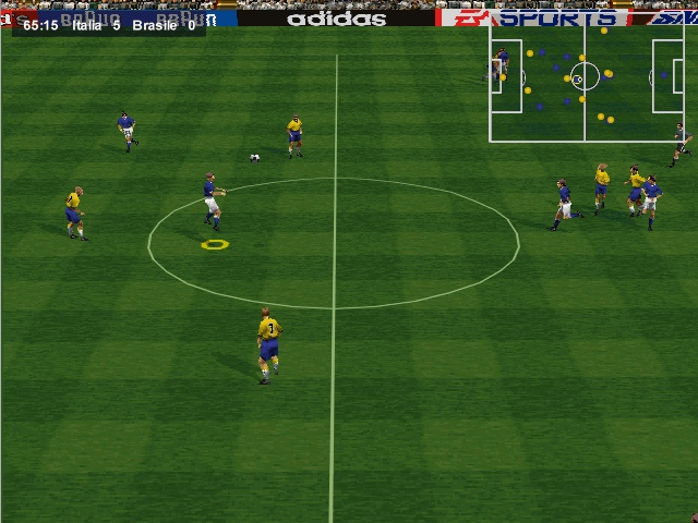 foto 04 - FIFA Road To World Cup 98