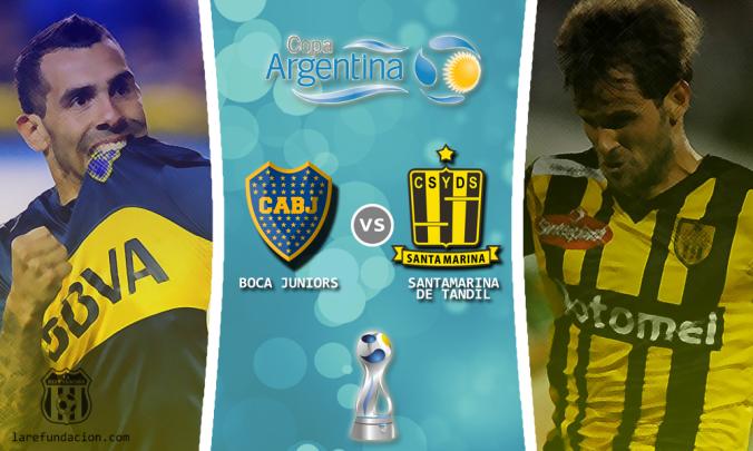 COPA-ARGENTINA---BOCA-VS-SANTAMARINA