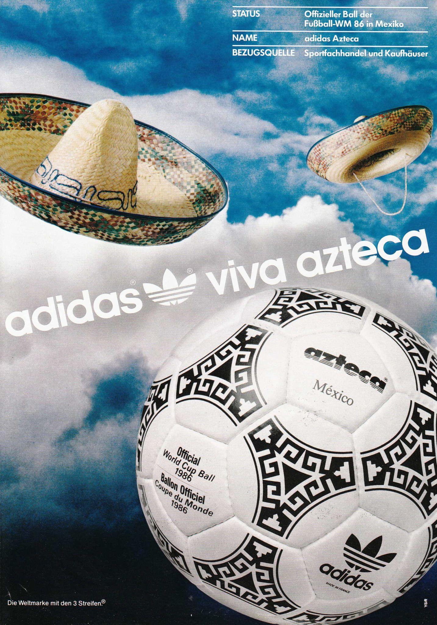 cantante Comprimido Ejecución  A la pelotita Vol 4: Adidas Azteca | La Refundación