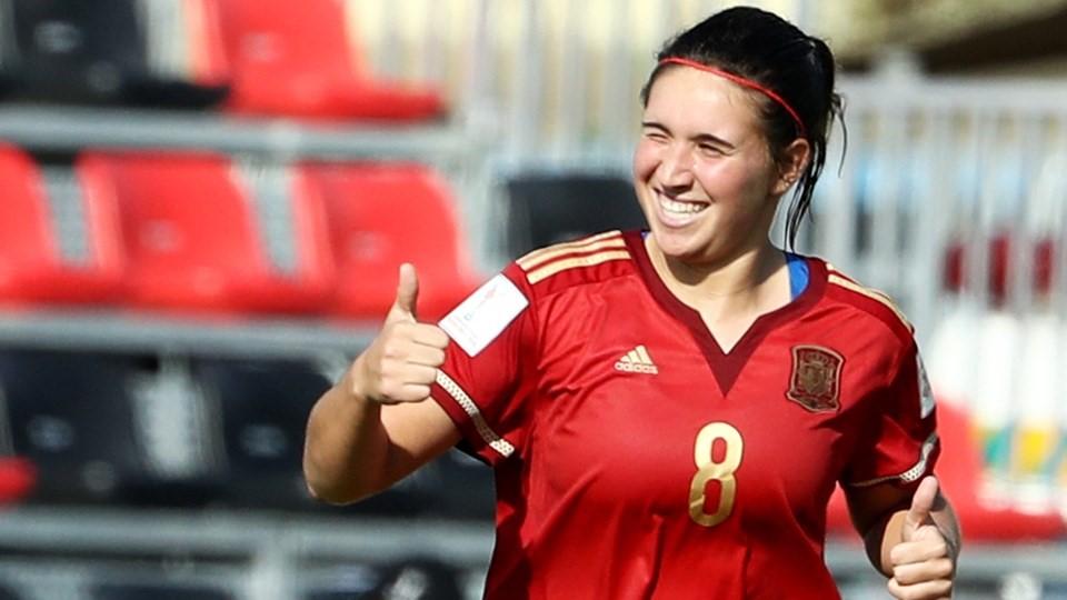 Sebastian Cobelli fue a dar una mano a la Selección España.