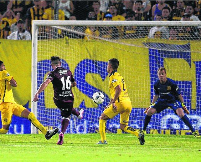 El Silva que sí mete goles.