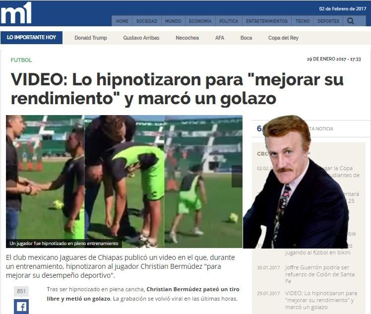 """""""Puede fallar"""""""