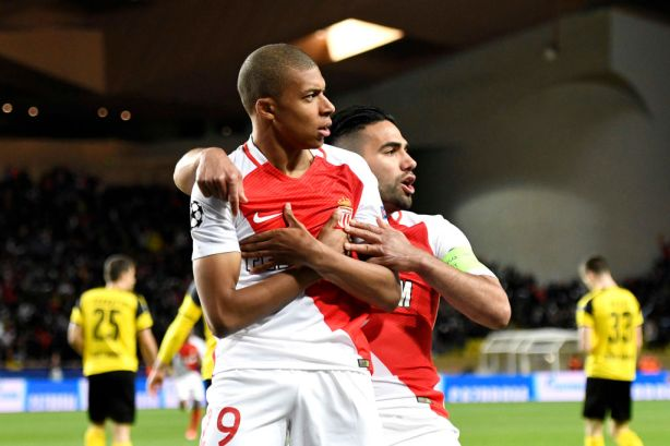 As Monaco v Borussia Dortmund - Uefa Champions League