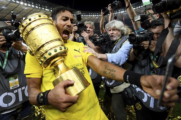 Borussia Dortmund Campeón Copa Alemana 2017