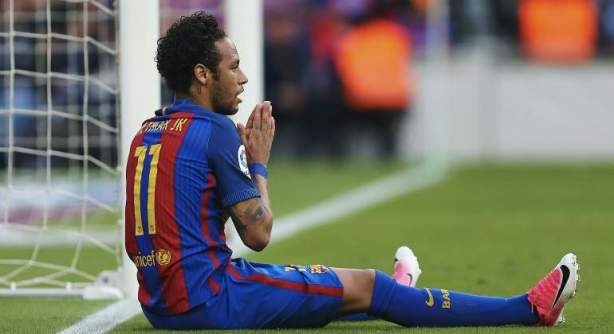 neymar-triste-efe