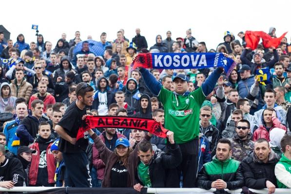 Albania or Kosovo?