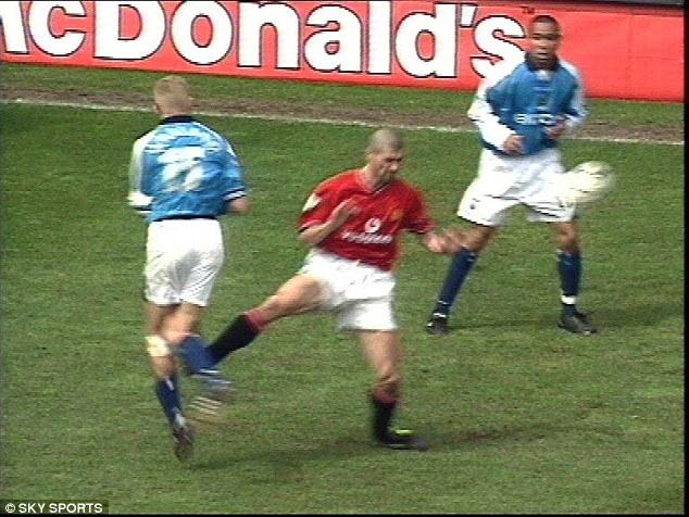 11 - Roy Keane - Haaland