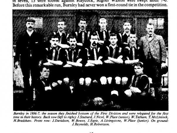 Burnley 1897