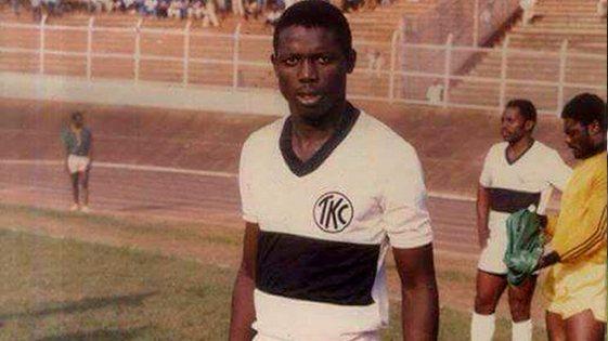 George Weah aurait pu jouer pour le Cameroun